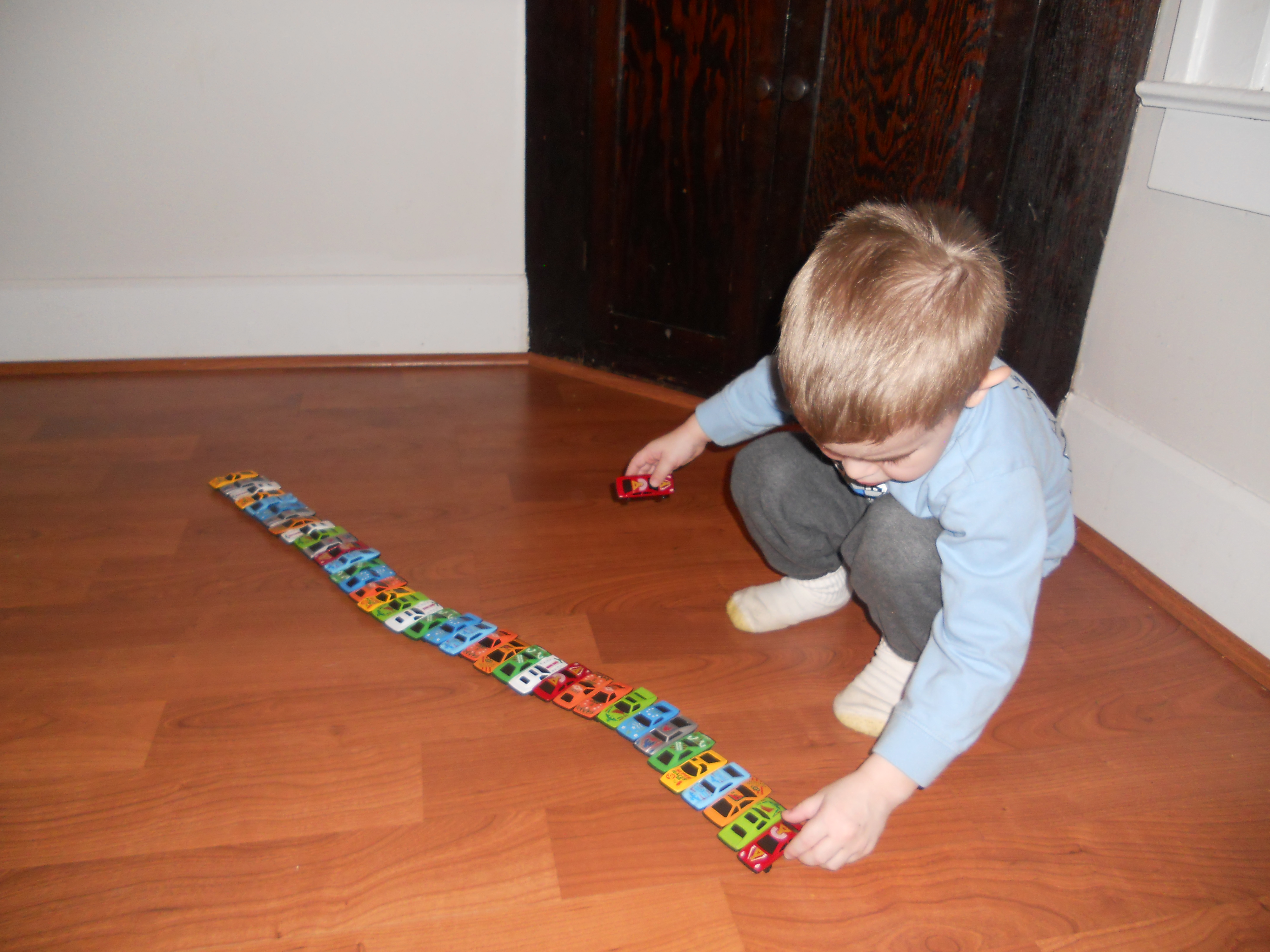 Toys Of Autism : Toy car story that cynking feeling