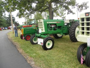 Yesteryear Machinery Club Annual Show