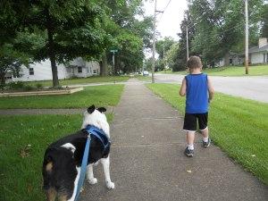independent walk 005