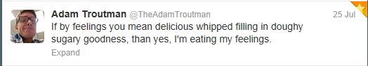 Troutman tweet