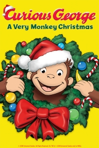 monkey xmas