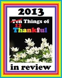 Ten Things In Review
